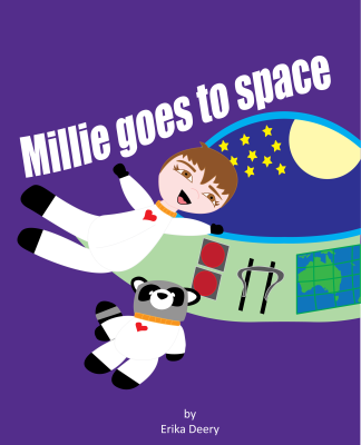 Millie goes to space