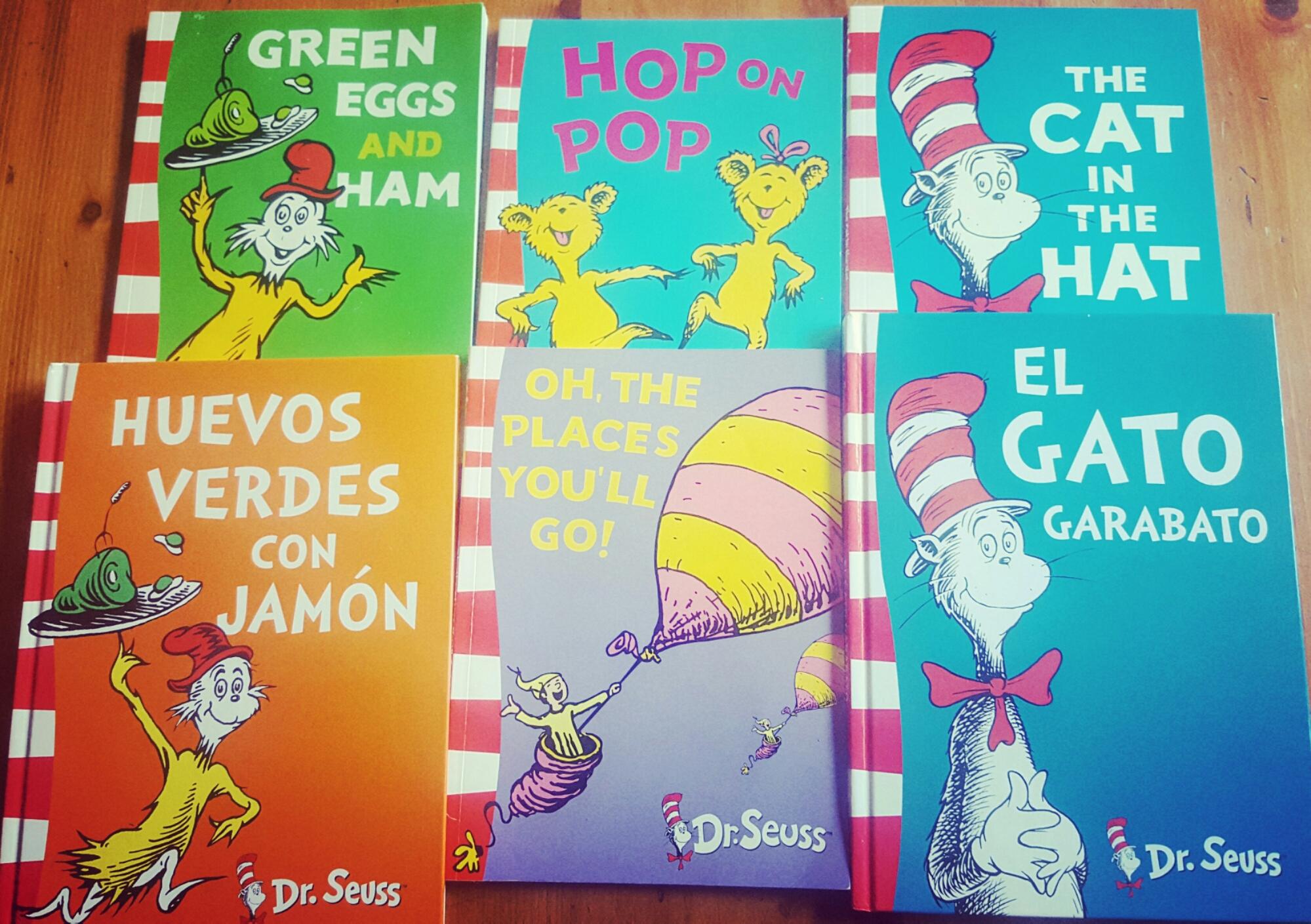 libros dr seuss