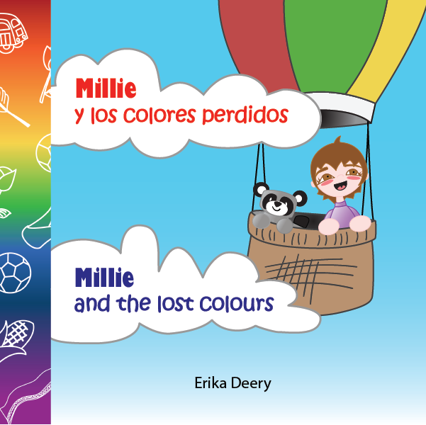 Millie y los colores perdidos/Millie and the lost colours